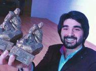 Trabzon'lu Genç Yönetmen Ödüle Doymuyor.