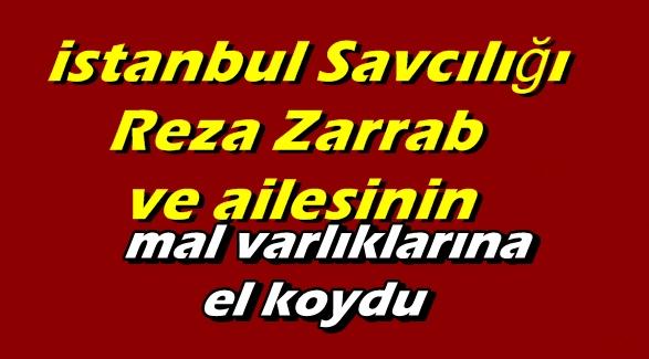 Reza Zarrab Casusluk suçundan mal varlığına el konuldu