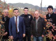 Trabzon Köprübaşı Kaymakamından Üreticilere Tam Destek.