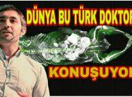 Dünya Türk Doktor'u konuşuyor  Lokman Hekim Diyenlarde var.