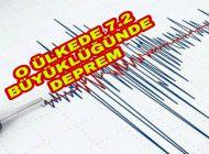 Önce 7.2 Ardından 6.6 Olarak Açıklandı Tsunami uyarısı yapıldı.