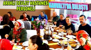 Araklı Bayram Halil Devlet Hastanesi Kahvaltı Resimleri