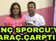 Trabzon'da Dereceye Giren Genç Kız Yoğunbakıma kaldırıldı