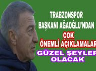 Trabzonspor Başkanı'ndan Önemli Açıklamalar.Karadenizhaber61'de