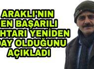 Mustafa Demiray Yeniden Aday Olduğunu Açıkladı.