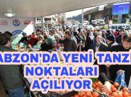 Trabzon'da Ucuz Pazar diye adlandırılan Tanzim yeni noktaları açılıyor