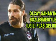 Trabzonspor'dan Olcay Şahan'ın Sözleşmesiyle ilgili Gelişme.