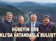 Her Fırsatta Araklı ve Trabzonspor'u savunan Örs Araklı'da Araklı Çöp Olmasın Dedi.