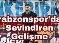 Trabzonspor Başarılı Kalecinin Sözleşmesini uzattı.
