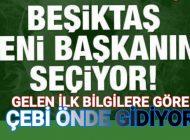 Beşiktaş Başkanı Ahmet Nur Çebi Oluyor…