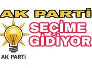 AK Parti Türkiye Genelinde Seçime Gidiyor