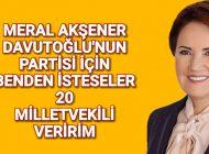 Davutoğlu Partisini açıkladı Transfer haberleri başladı