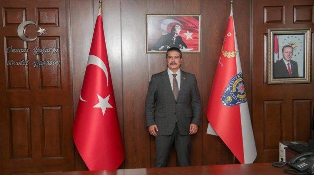 Trabzon Emniyet Müdüründen İnsan hakları günü Mesajı