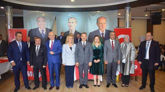 Trabzon'da MHP'ye Büyük Katılım İktidara doğru adım adım