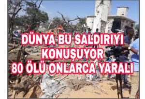 Dünya Bu Saldırıyı Konuşuyor Ölenler Arasında Türklerde var