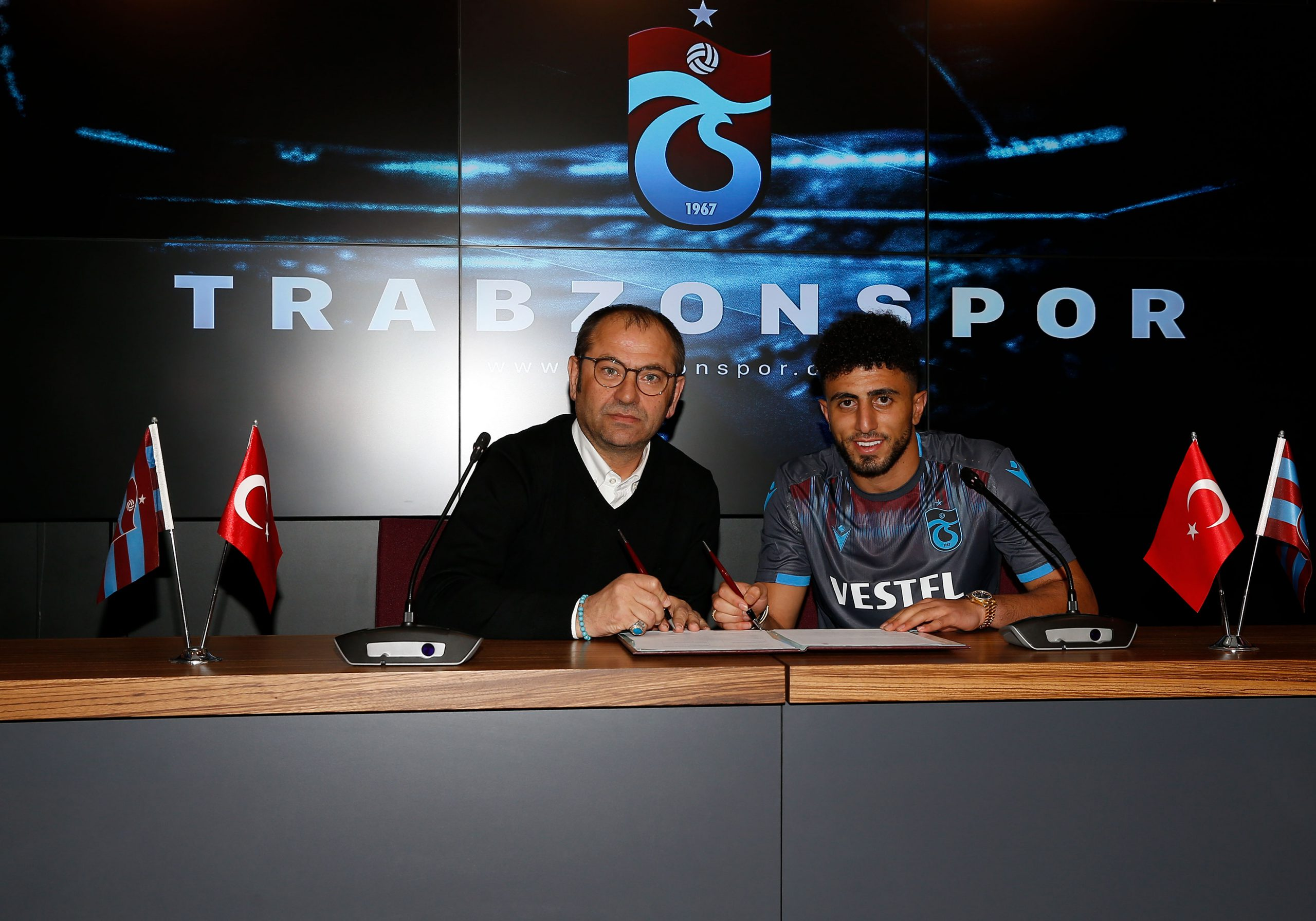 Bilal Başakcıoğlu Trabzonspor'da