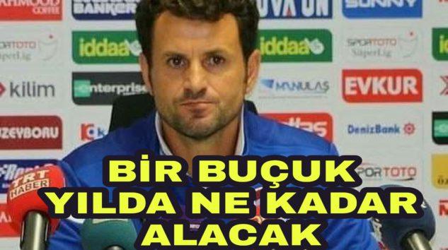 Trabzonspor Hüseyin Çimşir ile 1.5 yıllık Anlaşma İmzaladı