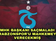 Zekeriya Alp'tan Trabzonspor Açıklaması Mahkemeye verecek
