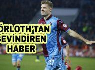Trabzonspor'un Yıldızından Sevindiren Haber