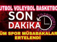 Son Dakika Türkiye Futbol ligi Alınan Kararla ileri Bir Tarihe ertelendi