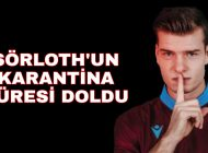 Trabzonspor'un Golcu Futbolcusu Karantinadan çıktı
