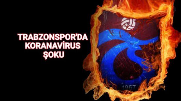 Maça Saatler kala Trabzonspor'da Koranavirus Alarmı